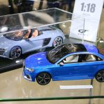 Spielwarenmesse 2020 – Nouveautés miniatures Audi par GT Spirit au 1:18