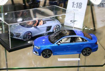 Spielwarenmesse 2020 - Nouveautés miniatures Audi par GT Spirit au 1:18