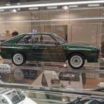 Spielwarenmesse 2020 – Miniature Audi Sport quattro verte par Norev au 1:18