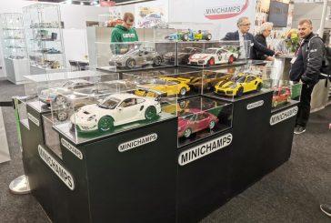 Spielwarenmesse 2020 - Miniatures Minichamps de Porsche 911, 917, 935, 356 et Taycan au 1:8