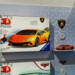 Spielwarenmesse 2020 – Puzzle 3D Lamborghini Huracán EVO par Ravensburger