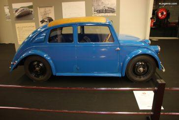 Tatra V570 - Le prototype tchécoslovaque qui inspira la Volkswagen de Ferdinand Porsche
