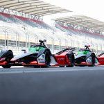 Deux jeunes pilotes Audi testent la Formule E