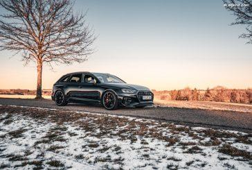 510 ch pour la nouvelle Audi RS 4 Avant restylée via ABT Sportsline