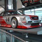 Audi 80 quattro 2.5 DTM prototype de 1993 – Un projet avorté