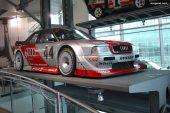 Audi 80 quattro 2.5 DTM prototype de 1993 - Un projet avorté
