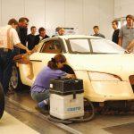 Audi Le Mans quattro de 2003 – Coulisses de sa conception