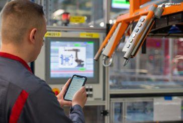 Digitalisation de la maintenance de la production Audi via une application