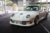 DMC RS 993 4.0 - 400 ch & une carrosserie en carbone pour la Porsche 993