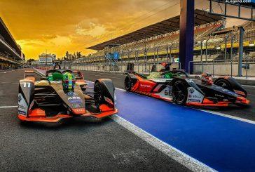 Formule E - Une mauvaise course pour les Audi e-tron FE06 à Mexico