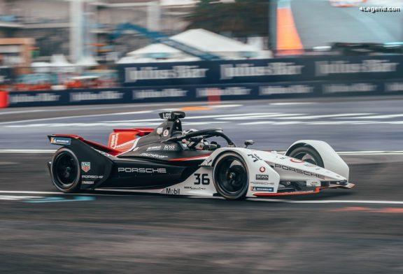 Formule E - Porsche quitte le Mexique avec des sentiments mitigés après la pole position