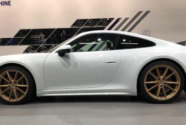 Packs SportDesign & Aerokit par Porsche Exclusive Manufaktur pour la 911 type 992