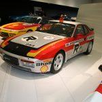 Porsche 944 Turbo ONS de 1983 – L'ancêtre des safety cars