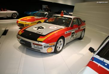 Porsche 944 Turbo ONS de 1983 - L'ancêtre des safety cars