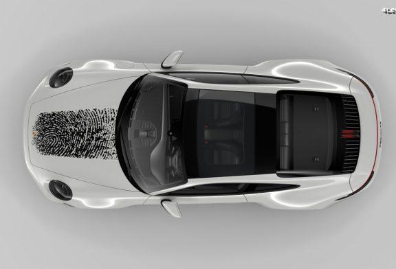 Porsche Direct Printing : un nouveau procédé d'impression unique
