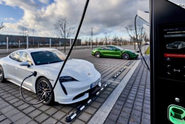 Porsche Turbo Charging - Ouverture du parc de recharge rapide le plus puissant d'Europe à Leipzig