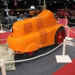 Rétromobile 2020 – Tracteur Allgaier System Porsche P 312 de 1954