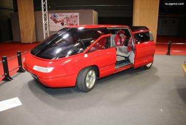 Retromobile 2020 - Bertone Genesis de 1988 à moteur V12 Lamborghini