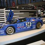 Rétromobile 2020 – Réunion des deux Bugatti EB 110 de course