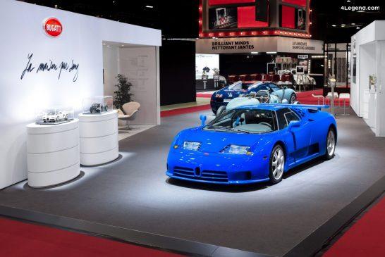 Rétromobile 2020 - Bugatti présente « La Maison Pur Sang »