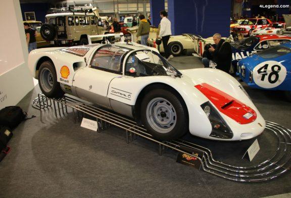 Rétromobile 2020 - Porsche 906 Carrera 6 châssis 906-115 de 1966