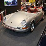 Rétromobile 2020 – PS Spyder de 1988 : une Porsche 911 Spyder conçue par Paul Stephens