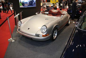 Rétromobile 2020 - PS Spyder de 1988 : une Porsche 911 Spyder conçue par Paul Stephens