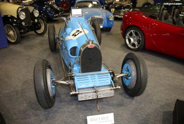 Rétromobile 2020 - TOP 10 des Bugatti les plus rares