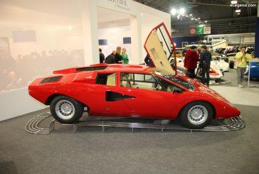 Rétromobile 2020 – TOP 10 des modèles Lamborghini