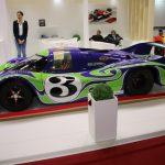 Rétromobile 2020 – TOP 10 des Porsche de course