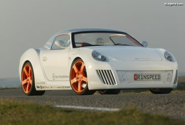 Rinspeed zaZen de 2006 - Une voiture innovante sur base de Porsche 911