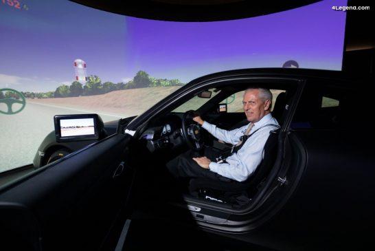 Pirelli inaugure son nouveau simulateur de développement de pneumatiques
