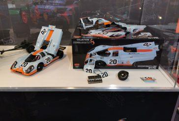 Spielwarenmesse 2020 - Miniature Porsche 917 K au 1:8 par Ixo Collections Diamant8
