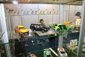 Spielwarenmesse 2020 - Miniatures Audi au 1:64, 1:43 & 1:18 par Paragon Models