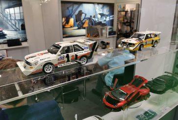 Spielwarenmesse 2020 – Miniatures Audi Sport quattro S1 au 1:18 par AUTOart