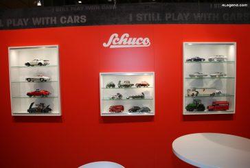 Spielwarenmesse 2020 – Miniatures camions d'assistance Porsche par Schuco au 1:18