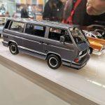 Spielwarenmesse 2020 – Miniature Porsche B32 gris au 1:18 par K&K Scale