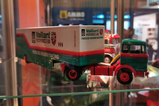 Spielwarenmesse 2020 - Miniatures de camions Porsche au 1:43 par IXO Models