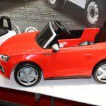 Spielwarenmesse 2020 – Des voitures pour enfants Audi, Lamborghini, Bugatti & Porsche