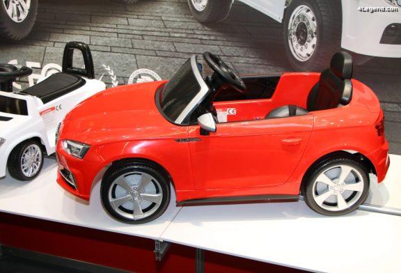 Spielwarenmesse 2020 - Des voitures pour enfants Audi, Lamborghini, Bugatti & Porsche