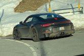 Spyshot Porsche 911 GT3 Touring type 992