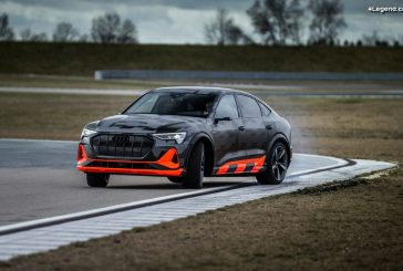 Audi e-tron S Sportback & e-tron S - Une version plus sportive de 503 ch