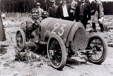 Bugatti Type 13 et Type 35 – voitures de course de légende sur routes