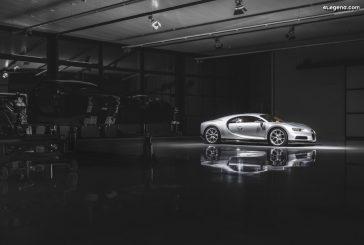Bugatti interrompt la production : fermeture de l'atelier à Molsheim