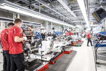 Porsche arrête sa production en raison du coronavirus