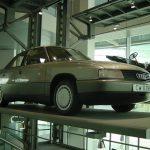 Audi 80 Cw concept de 1984 – Un Cx record de 0,198