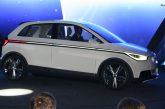 Audi A2 concept de 2011 : un monospace premium doté de la technologie by-wire