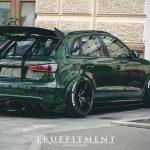 Russian Hulk : une Audi RS Q3 insolente avec un énorme aileron