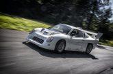 Prototype Audi Sport quattro RS 002 Groupe S de 1986