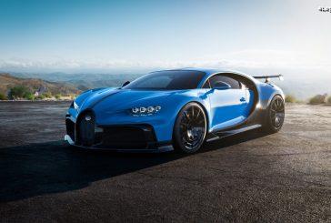 Bugatti Chiron Pur Sport - 3 millions d'euros & limitée à 60 exemplaires